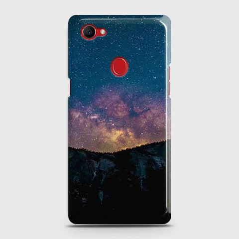 Embrace, Dark Galaxy 3D Trendy Case For Oppo F7 Youth / Realme 1