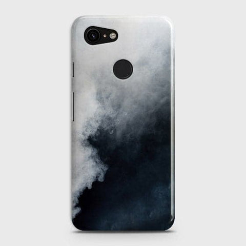 Trendy White Floor Marble Case For Google Pixel 3 XL