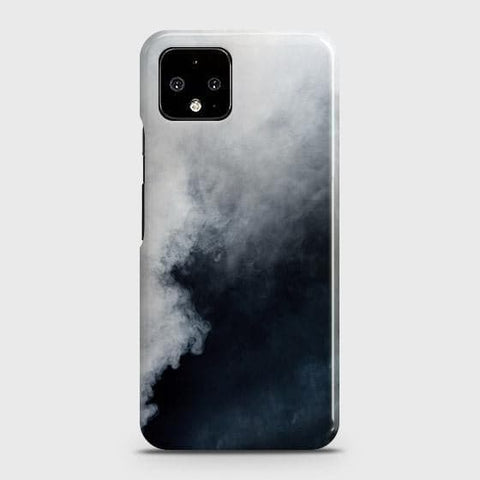 Trendy White Floor Marble Case For Google Pixel 4