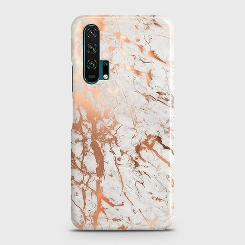 3D Print in Chic Rose Gold Chrome Style Case For Honor 20 Pro