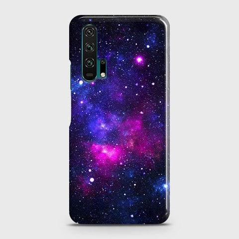 Dark Galaxy Stars Modern Case For Honor 20 Pro