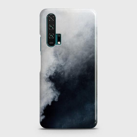 Trendy White Floor Marble Case For Honor 20 Pro