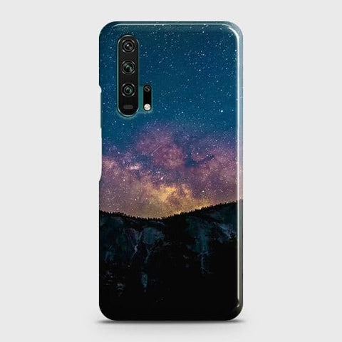 Embrace, Dark Galaxy 3D Trendy Case For Honor 20 Pro