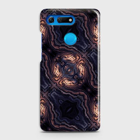 Huawei Honor View 20 Cover - Source of Creativity Trendy Printed Hard Case with Life Time Colors Guarantee