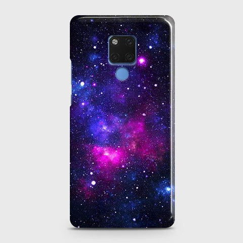 Dark Galaxy Stars Modern Snap On Case For Huawei Mate 20