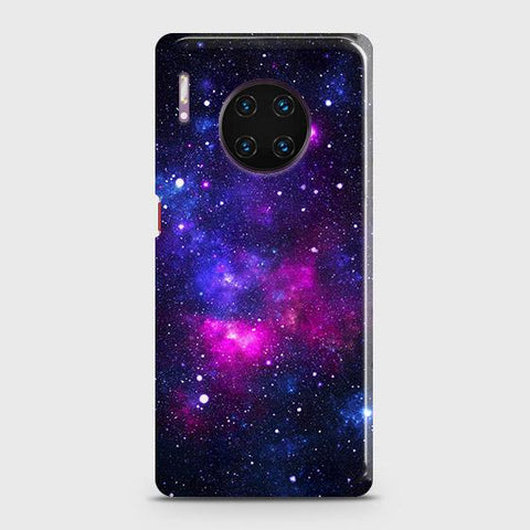 Dark Galaxy Stars Modern Snap On Case For Huawei Mate 30 Pro