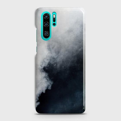 Trendy White Floor Marble Case For Huawei P30 Pro