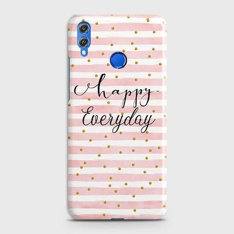 Trendy Happy Everyday Case For Huawei P smart 2019