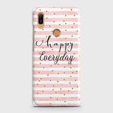 Trendy Happy Everyday Case For Huawei Y6 Prime 2019