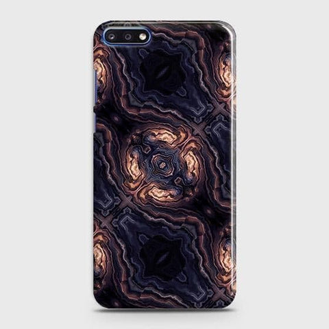 Source of Creativity Trendy Case For Huawei Y7 Pro 2018