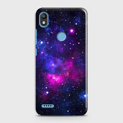 Dark Galaxy Stars Modern Case For Infinix Smart 2 / X5515