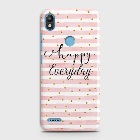 Trendy Happy Everyday Case For Infinix Smart 2 / X5515