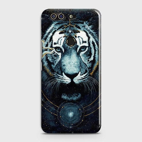 Vintage Galaxy 3D Tiger Case For Infinix Zero 5