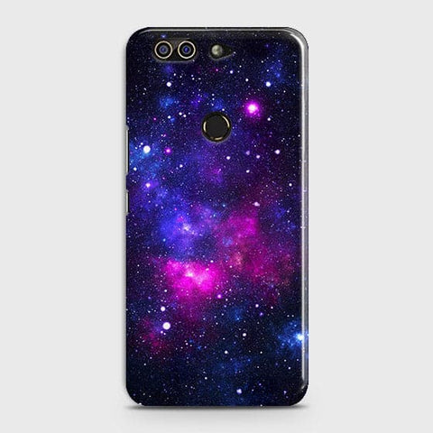 Dark Galaxy Stars Modern Case For Infinix Zero 5