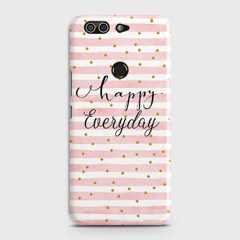 Trendy Happy Everyday Case For Infinix Zero 5