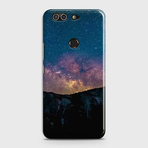 Embrace, Dark Galaxy 3D Trendy Case For Infinix Zero 5