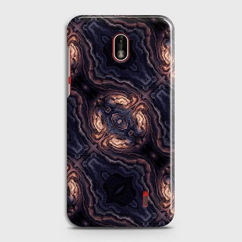 Nokia 1 Plus Cover - Source of Creativity Trendy Printed Hard Case with Life Time Colors Guarantee