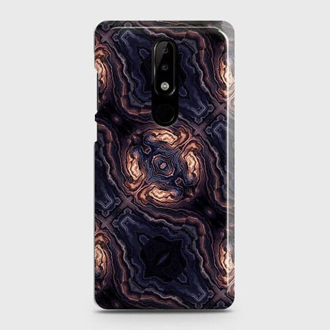 Source of Creativity Trendy Case For Nokia 3.1 Plus