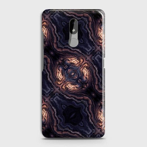 Nokia 3.2 Cover - Source of Creativity Trendy Printed Hard Case with Life Time Colors Guarantee