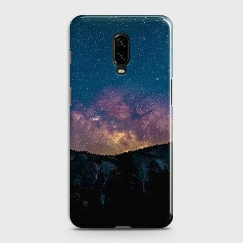 Embrace, Dark Galaxy 3D Trendy Case For OnePlus 7