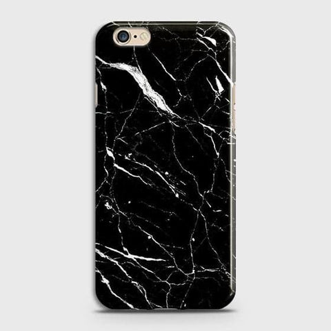 Trendy Black Marble Case For Oppo A39