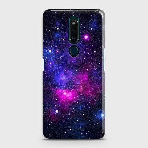 Dark Galaxy Stars Modern Case For Oppo F11 Pro