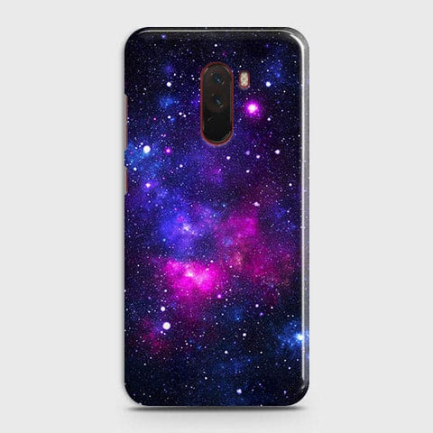 Dark Galaxy Stars Modern Case For Xiaomi Pocophone F1