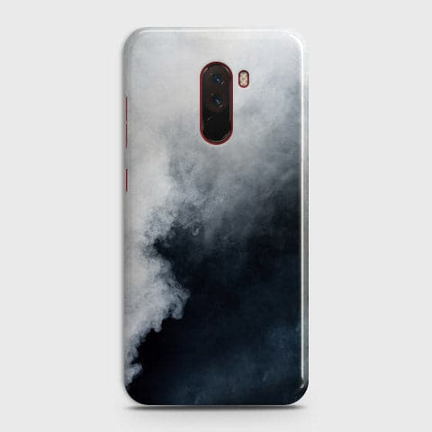 Trendy White Floor Marble Case For Xiaomi Pocophone F1