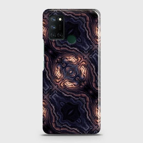 Realme 7i Cover - Source of Creativity Trendy Printed Hard Case with Life Time Colors Guarantee