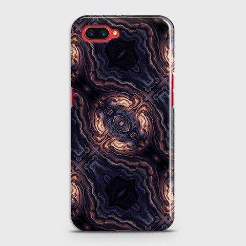 Realme C1 Cover - Source of Creativity Trendy Printed Hard Case with Life Time Colors Guarantee