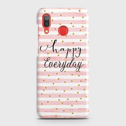 Trendy Happy Everyday Case For SAMSUNG GALAXY A30