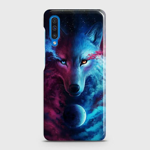 Infinity Wolf 3D Trendy Case For SAMSUNG GALAXY A50