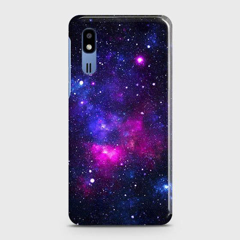 Dark Galaxy Stars Modern Case For Samsung Galaxy A2 Core