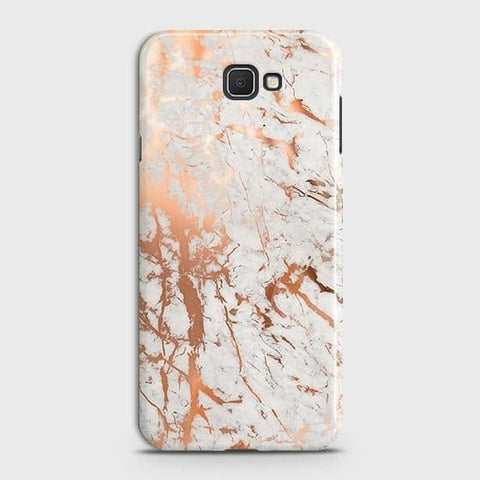 3D Print in Chic Rose Gold Chrome Style Case For Samsung Galaxy J4 Core