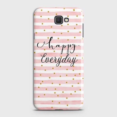 Trendy Happy Everyday Case For Samsung Galaxy J4 Core