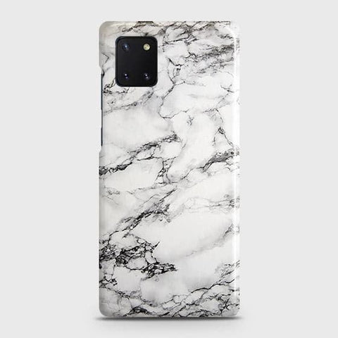 Trendy White Floor Marble Case For Samsung Galaxy Note 10 Lite