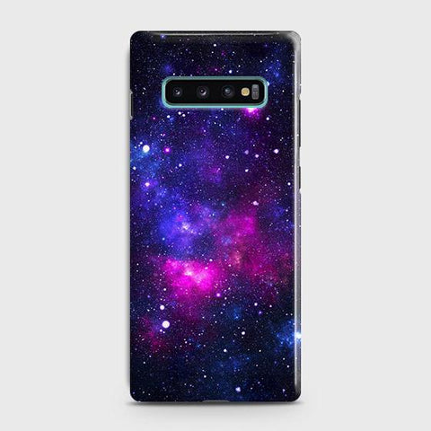 Dark Galaxy Stars Modern Case For Samsung Galaxy S10 Plus