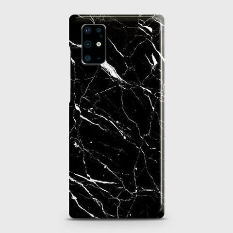 Trendy Black Marble Case For Samsung Galaxy S20