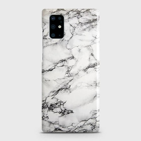 Trendy White Floor Marble Case For Samsung Galaxy S20