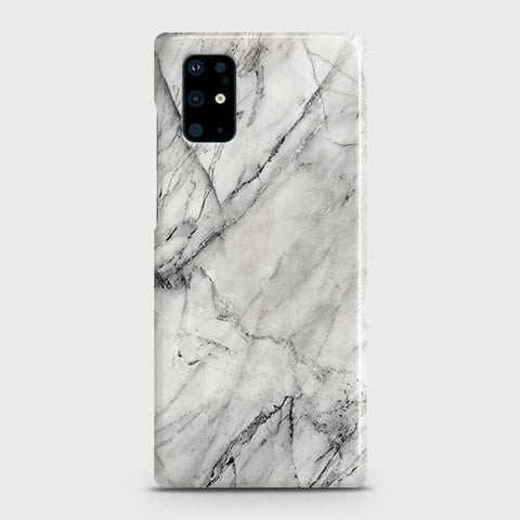 Trendy White Marble Case For Samsung Galaxy S20
