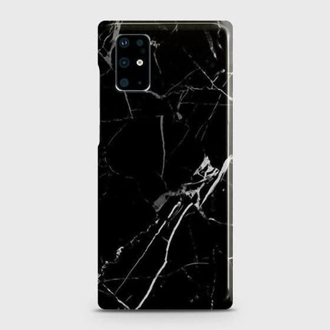 Black Modern Classic Marble Case For Samsung Galaxy S20