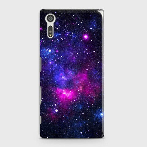 Dark Galaxy Stars Modern Case For Sony Xperia XZ