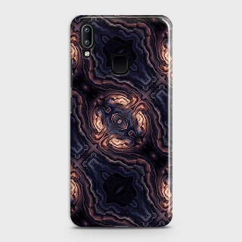 Vivo Y95 Cover - Source of Creativity Trendy Printed Hard Case with Life Time Colors Guarantee