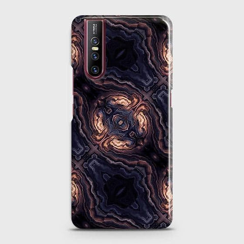 Vivo V15 Pro Cover - Source of Creativity Trendy Printed Hard Case with Life Time Colors Guarantee