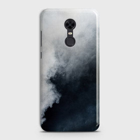 Trendy White Floor Marble Case For Xiaomi Redmi 5