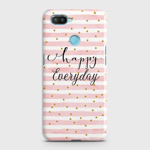 Trendy Happy Everyday Case For Xiaomi Mi 8 Lite