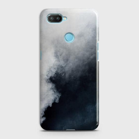 Trendy White Floor Marble Case For Xiaomi Mi 8 Lite