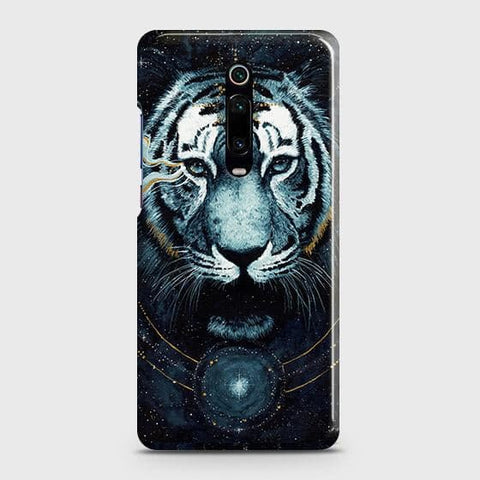 Vintage Galaxy 3D Tiger Case For Xiaomi Mi 9T Pro