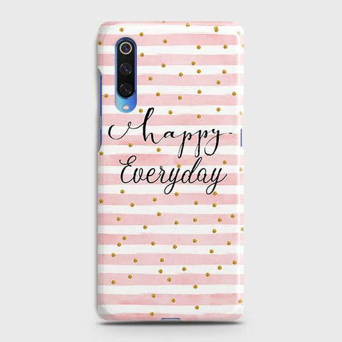 Trendy Happy Everyday Case For Xiaomi Mi 9