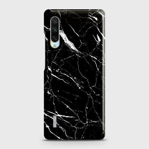 Trendy Black Marble Case For Xiaomi Mi A3